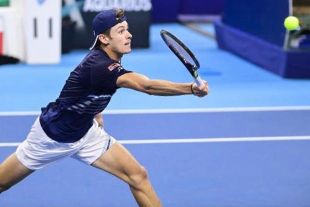 European Open - Alex De Minaur passe au 2e tour après un match spectaculaire face à Richard Gasquet