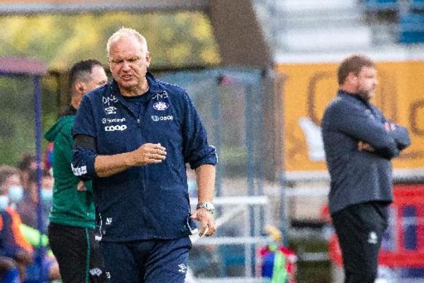 Conference League - L'entraîneur de Valerenga Dag-Eilev Fagermo ne s'attendait pas des Gantois aussi forts