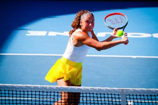 US Open - Sofia Costoulas se qualifie pour les huitièmes de finale