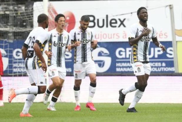 Charleroi contre Sfîntul Gheorghe Suruceni ou le Partizan Belgrade au 3e tour qualificatif
