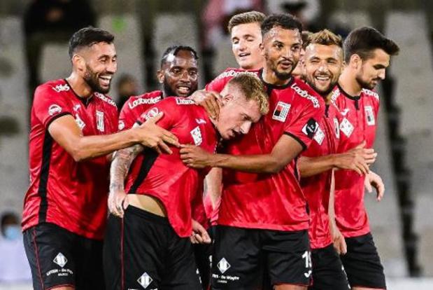 1B Pro League - Le RWDM débute sa saison par une victoire sur les U23 brugeois