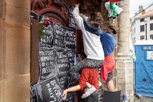Des actions de soutien aux sans-papiers prévues à Gand et Bruxelles durant le week-end