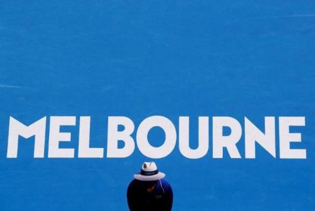 Deux nouveaux joueurs de l'Open d'Australie testés positifs au Covid-19