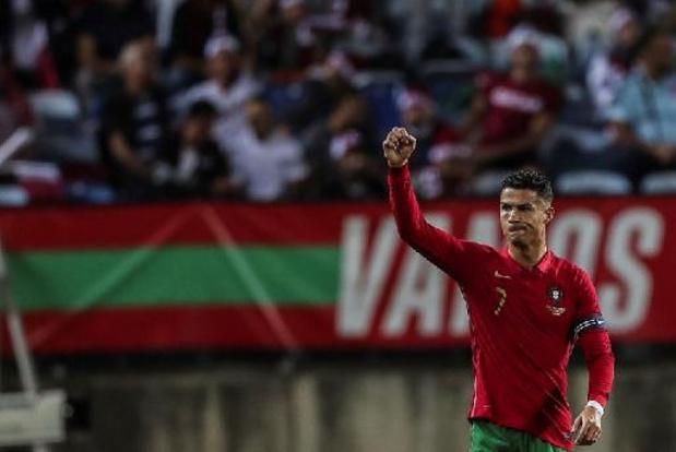 Le Portugal bat le Qatar, Ronaldo inscrit son 112e but et bat le record européen de caps