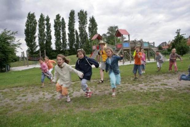 """Kinderorganisaties zetten """"recht op spelen"""" in de kijker in Lokeren"""