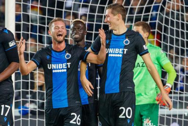 Jupiler Pro League - Faceile vainqueur d'Ostende (2-0), le Club Bruges a surtout pensé à Galatasaray