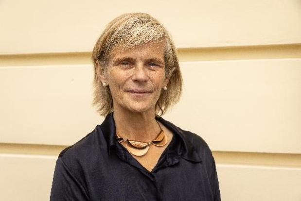 Caroline Pauwels ambassadrice des Grands-parents pour le climat
