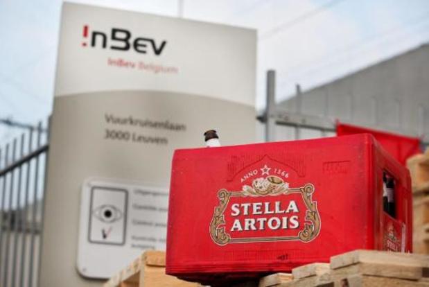 Leuven betreurt beslissing van AB InBev om stadsnaam te schrappen op Stella-flesjes