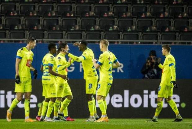 Jupiler Pro League - AA Gent verkoopt Leuven in eigen huis een oplawaai
