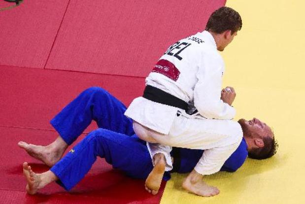 Matthias Casse heeft ook golden score nodig voor plaats in kwartfinales