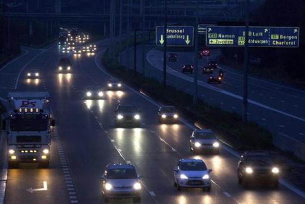 Verkeer op Vlaamse snelwegen neemt week na week toe, nog 65 procent minder files