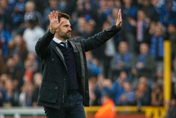 Ivan Leko (ex-Club Bruges) n'est plus l'entraîneur d'Al-Ain