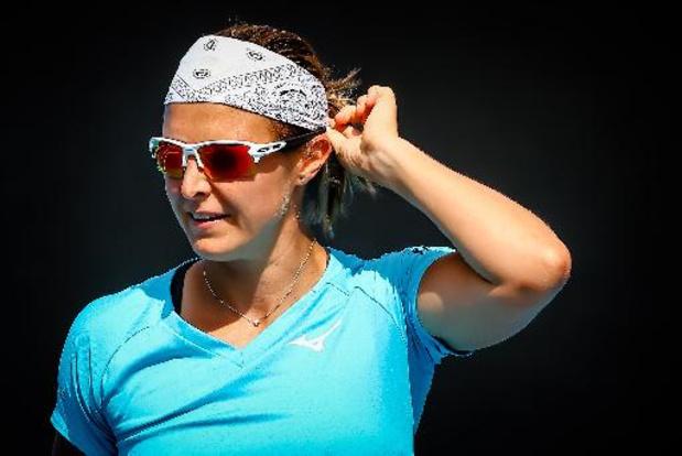 Roland-Garros - Kirsten Flipkens renonce à Roland-Garros