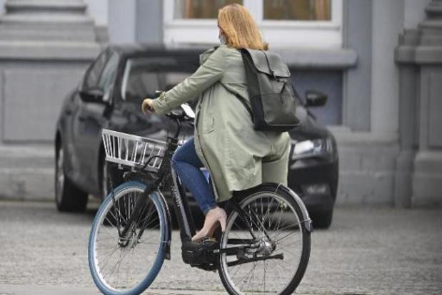 Gouvernement bruxellois: un plan d'action pour lutter contre le fléau des vols de vélo