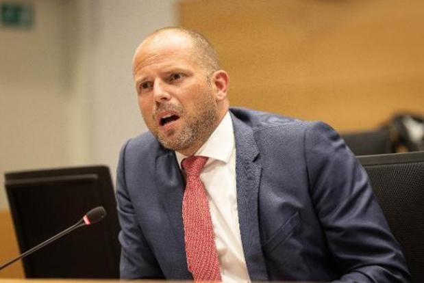 N-VA vraagt dringende samenkomst Commissie Landsverdediging na vertrek ADIV-baas Boucké