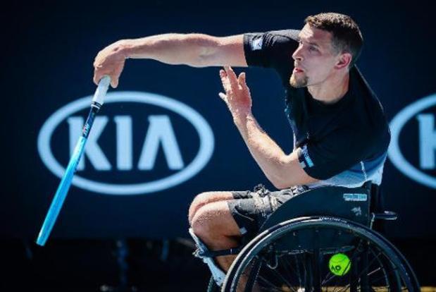 Joachim Gérard passe le premier tour de son tournoi préparatoire à l'Open d'Australie