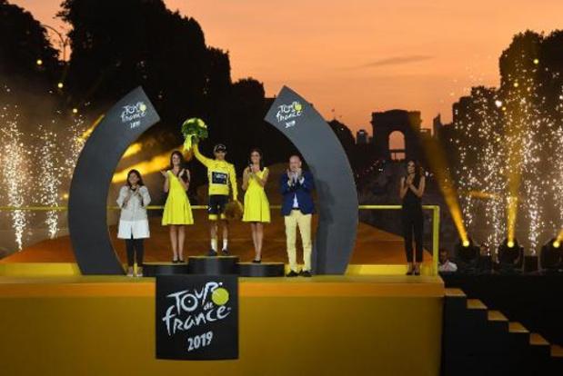 Le Tour se tiendra du 29 août au 20 septembre, le Giro viendra après les Mondiaux