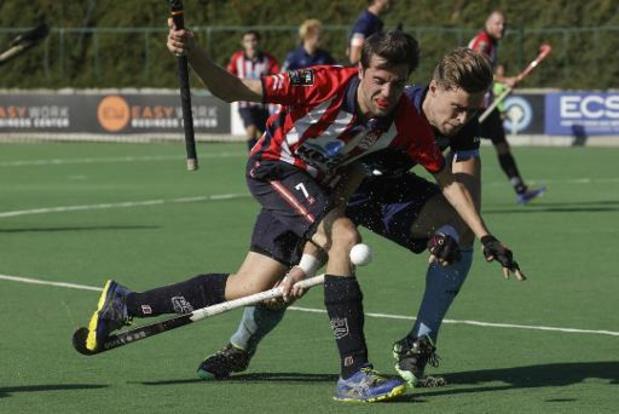 Belgian Men Hockey League - Léopold et Dragons battus en ouverture, le Watducks seul rescapé des favoris