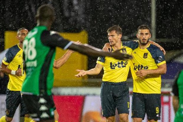 Jupiler Pro League - L'Union provisoirement en tête après sa large victoire contre le Cercle