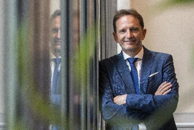 Jean-Michel Saive est le nouveau président du COIB