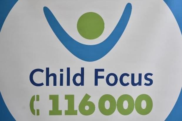 Child Focus lance une campagne choc contre la pédopornographie