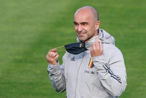 Rode Duivels - Martinez hoopt niet meer op Mertens voor clash tegen Engeland