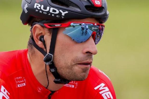 Mikel Landa abandonne le Giro après sa chute dans le final de la 5e étape
