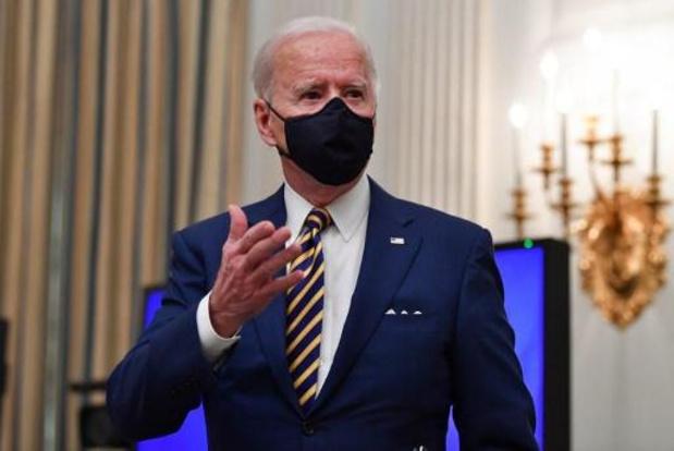 Biden veut favoriser les achats de produits américains, comme Trump