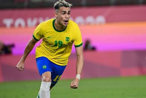Brazilië plaatst zich na strafschoppen voor olympische voetbalfinale