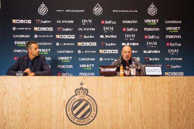 Le Club Bruges a annoncé son deuxième transfert de la journée