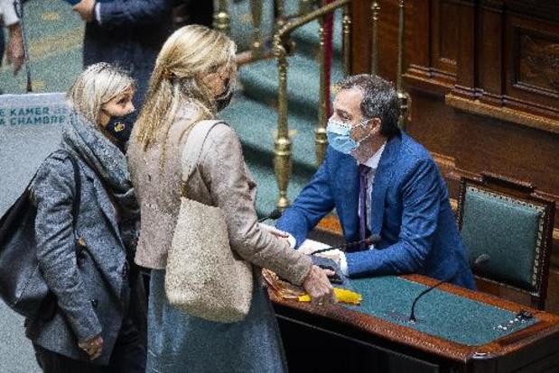 Quatre ministres au parlement pour expliquer l'action des autorités fédérales