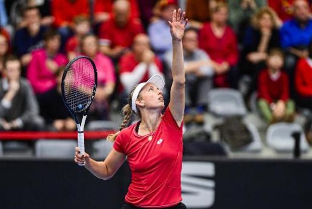 Coronavirus - La phase finale de la Fed Cup à Budapest reportée à une date ultérieure