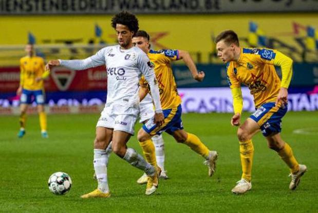 Jupiler Pro League - Le Beerschot s'impose à Waasland-Beveren et se hisse en 6e position