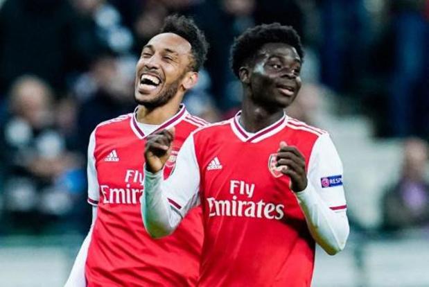 Europa League - Arsenal et Séville frappent d'entrée