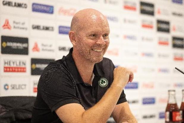 """""""Kansen liggen meer open, maar Antwerp blijft heel goede ploeg"""" (coach Omonia Nicosia)"""