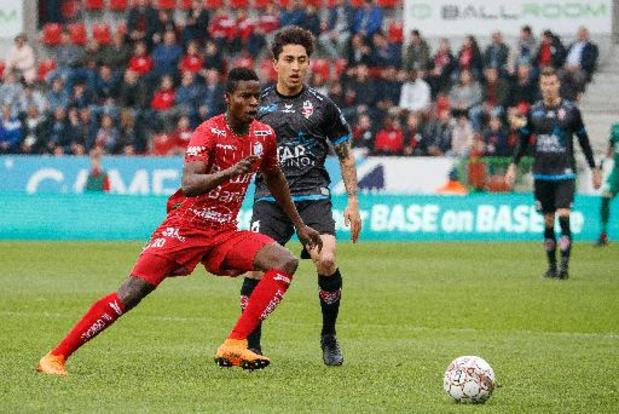 Transfer Deadline Day - Prêté par le Sporting Lisbonne, Idrissa Doumbia revient à Zulte Waregem