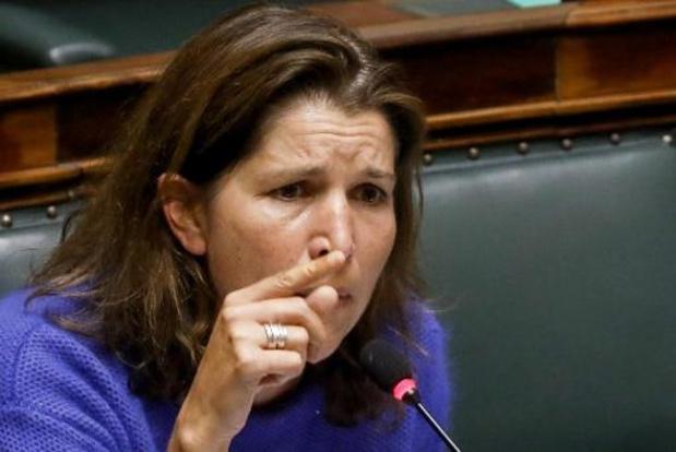 La N-VA annonce la candidature de Valérie Van Peel à la présidence de la Chambre