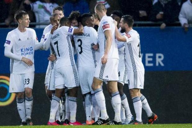 Proximus League - OH Leuven houdt punten thuis tegen Lommel