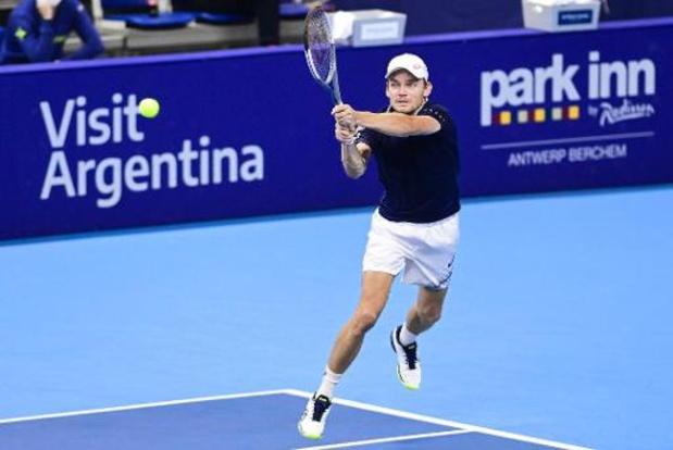 European Open Tennis in Antwerpen mag verder met publiek