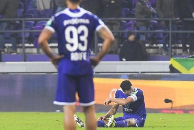 Jupiler Pro League - Courtrai brise une série de quatre défaites consécutives en tenant tête à Anderlecht