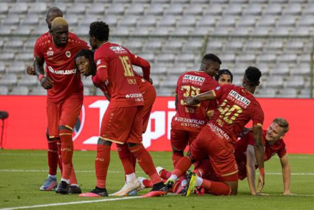 Croky Cup - L'Antwerp s'offre la Coupe de Belgique et un ticket direct pour l'Europa League
