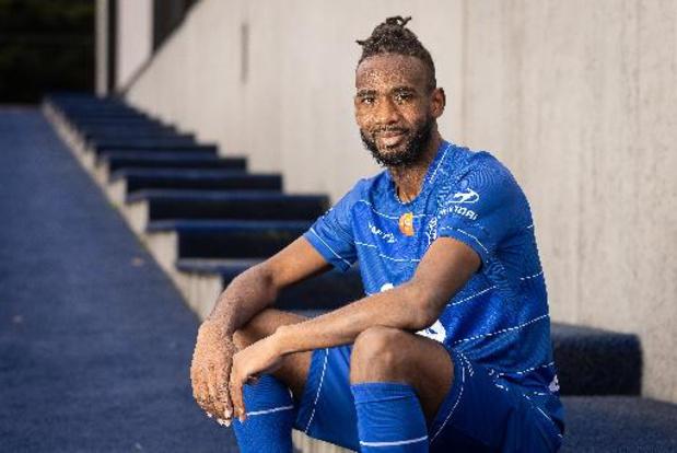 Pelé Mboyo quitte Saint-Trond pour La Gantoise