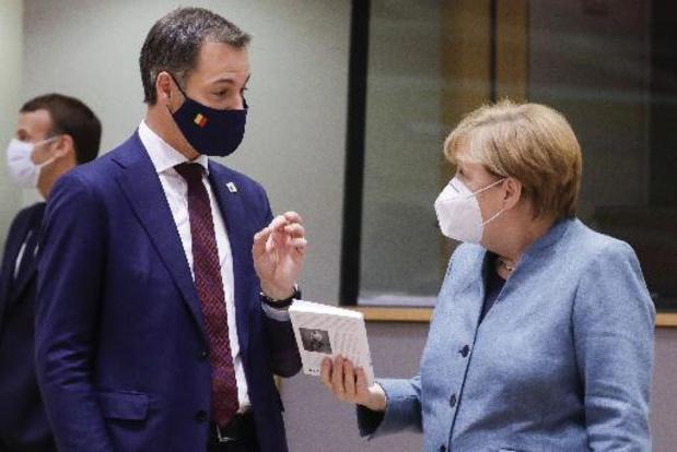 Angela Merkel invitée en Belgique le 15 octobre