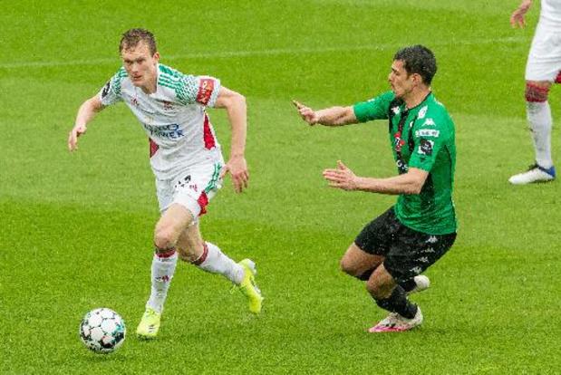 Vlietinck verlengt tot 2023 bij Club Brugge maar trekt weer op huurbasis naar OHL