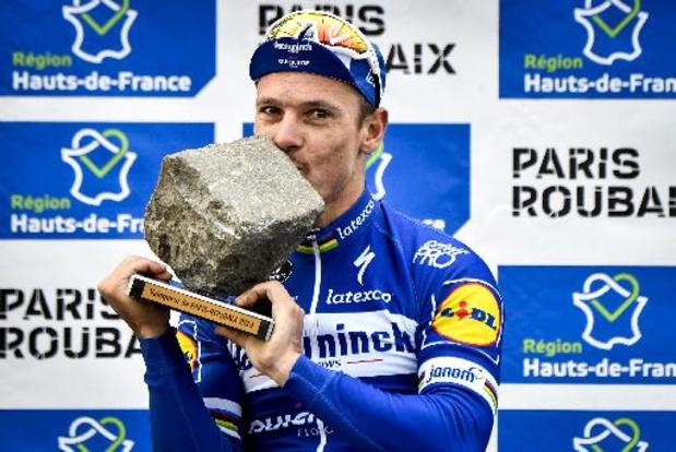 Parijs-Roubaix zoekt opvolger voor Philippe Gilbert