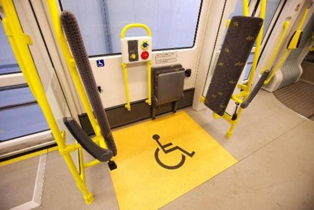 De Lijn gaat reservatieplicht rolstoelgebruikers afschaffen
