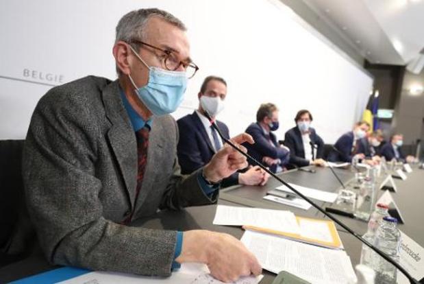 La Belgique se dote d'une stratégie face à la nouvelle mutation du virus