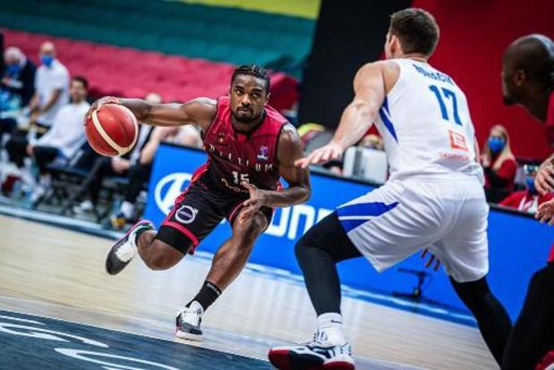 Kwal. EK basket 2022 (m) - Laatste kwalificatiematchen vinden ook in bubbel plaats, mogelijk in België