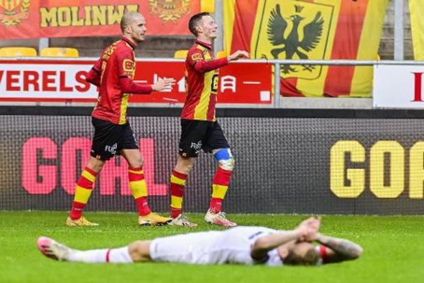 L'Antwerp débute l'ère Vercauteren par une défaite à Malines