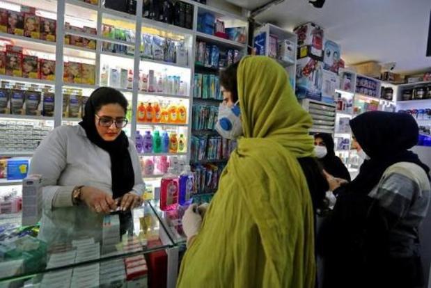 Coronavirus eist 34 doden in Iran, 388 patiënten besmet